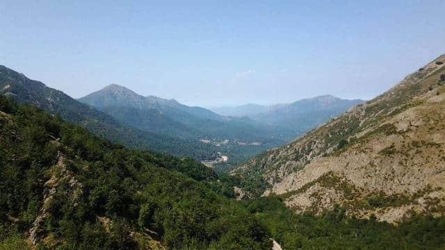 Vallée de la Gravone